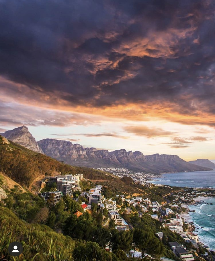 Camps bay Beach with the 12 Apostels as its back drop is a must for your wish list . let me add it to your private tour